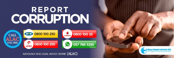 ALAC » Ghana Integrity Initiative